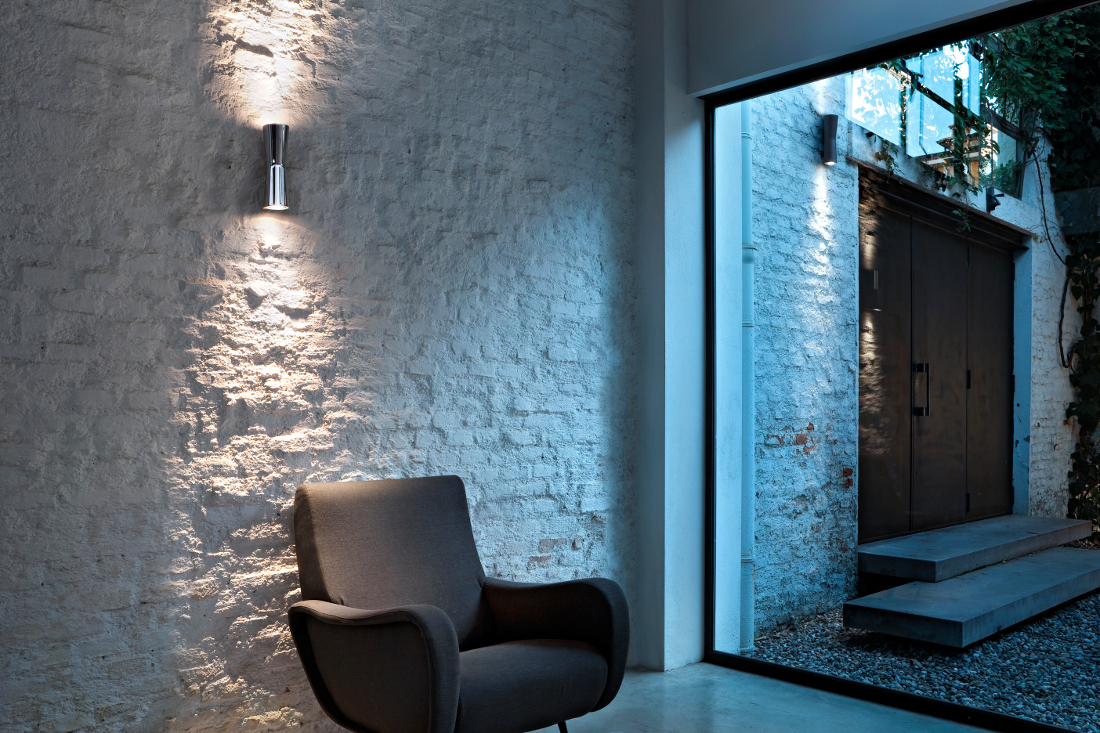 Wall lights clessidra wall light clessidra wall light from flos aloadofball Image collections