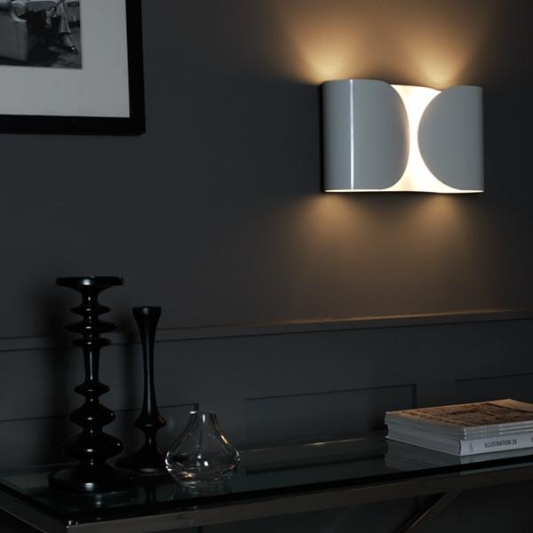 Wall lights foglio foglio wall light from flos aloadofball Gallery