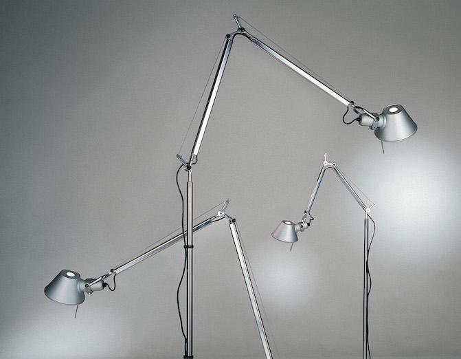 Floor Lamps : Tolomeo Reading Floor