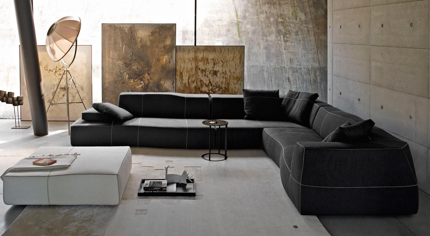 Sofas Bend Sofa System
