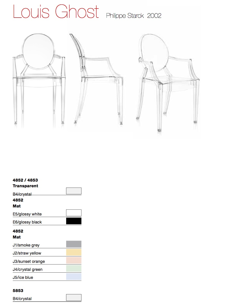 louis ghost chair philippe starck kartell victoria ghost chair 4 pack special price 15 modern