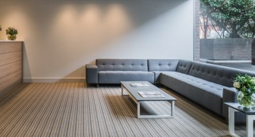 HM46n L-Shape sofa group *Project with David Hales Interiors