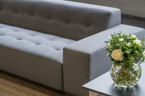 HM46n L-Shape sofa detail *Project with David Hales Interiors