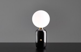 ABalls_M_PE table lamp in black