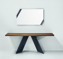 AX Console table
