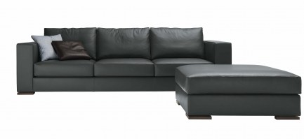 Arthur Sofa from Jesse in Leather