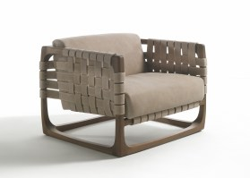 Bungalow arm chair from Riva 1920