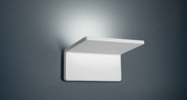 Cuma Wall light in White