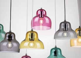 Jelly pendant light 22 shape from Innermost