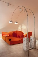 Arco floor lamps from Flos