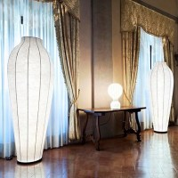 Chrysalis floor lamps