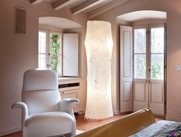 Fantasma floor light from Flos