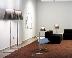KTribe floor lamps from Flos