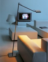 Kelvin F LED floor lamp from Flos