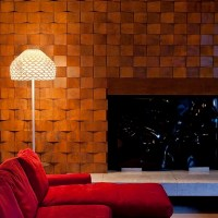 Tatou floor lamp from Flos