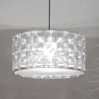 Lighthouse suspension light - Large with diffuser