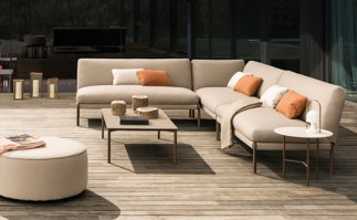 Livit modular outdoor sofas from Expormim