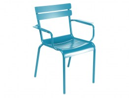 Luxembourg Armchair_Turquoise