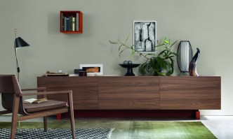 Jesse Open free-standing sideboard composition O-15