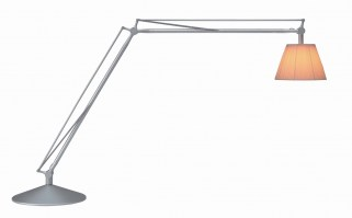 The Superarchimoon floor lamp from Flos