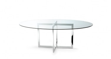 Raj 4 Light oval table cutout