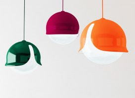 Snowdrop pendants from Innermost