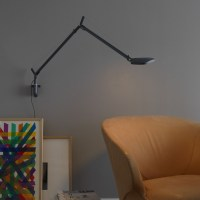 Volee wall lamp - anthracite grey