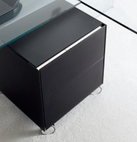 Air Drawer main image in satin black