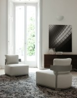 Bea armchair from Porada