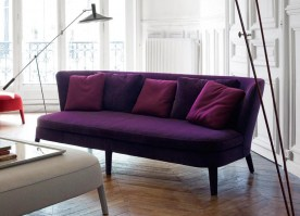 FEBO sofa with covered legs_main image