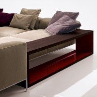 Frank Console Bench - used with Frank sofa seating.
