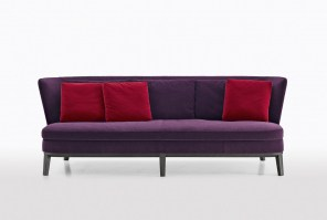 FEBO sofa with oak frame and legs_main image