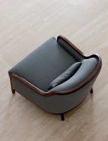 Charlotte armchair from Porada
