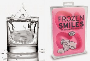 frozen smiles