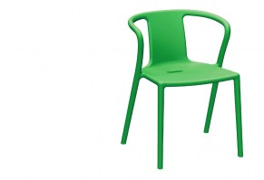 Air Armchair in green